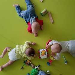 Réunion de bébés